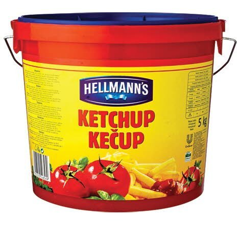 Hellmann's Ketchup 5 kg -