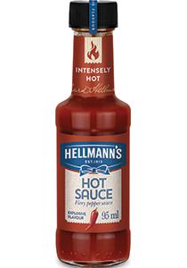 Hellmann's Ljuti umak 95 ml - Ručno ubrane ljute paprike