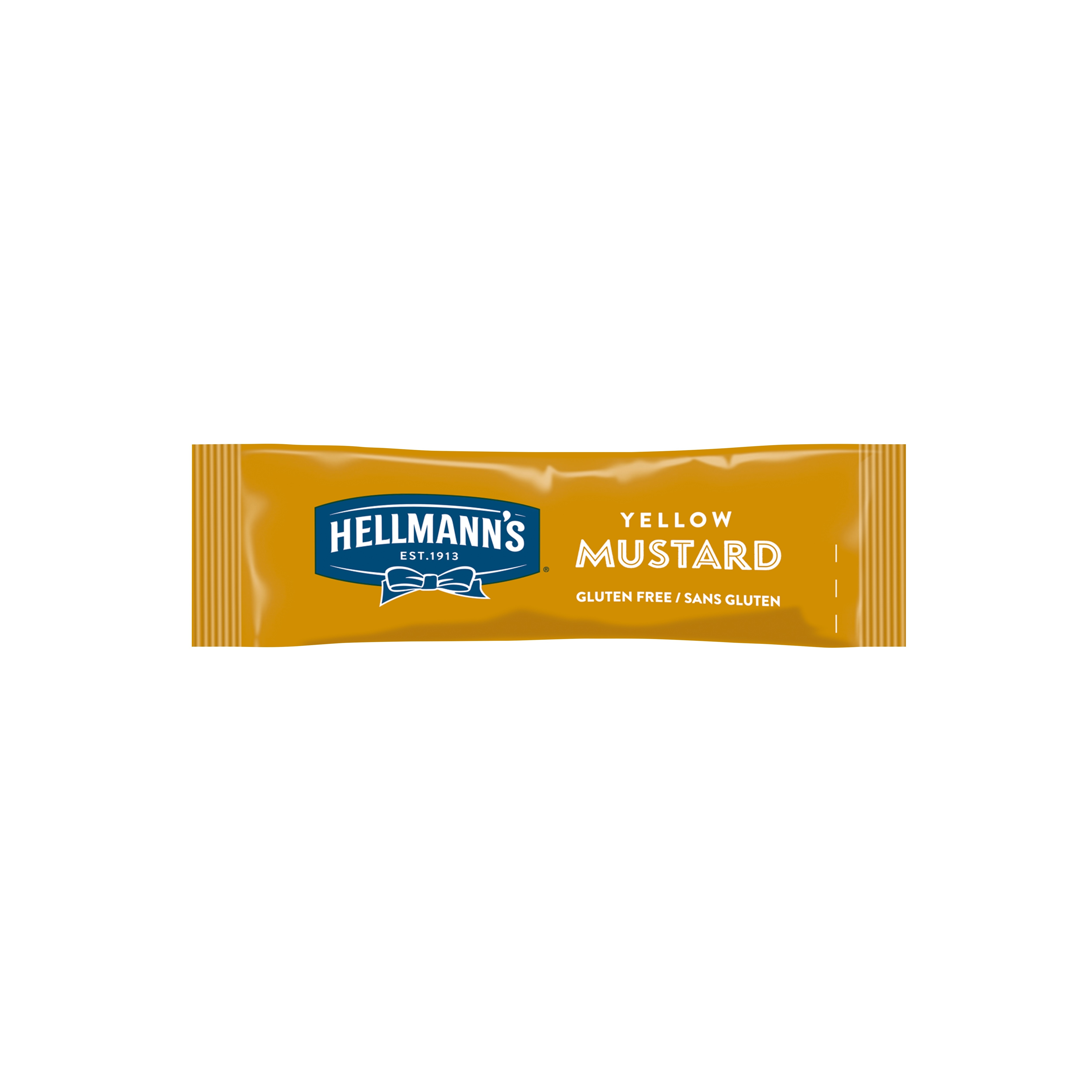 Hellmann's Senf 198 x 10 ml