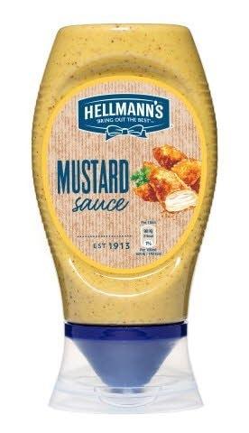 Hellmann's Senf 250 ml -