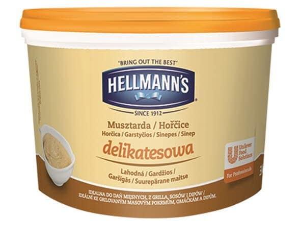 Hellmann's Senf 3 kg -