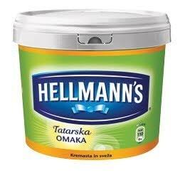 Hellmann's Tartar umak 5 kg -