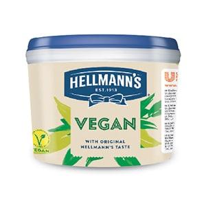 Hellmann's Veganska majoneza 5 l -