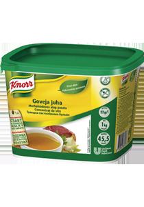 Knorr Goveđa juha 1 kg - Naglašava okus hrane za savršeni rezultat.