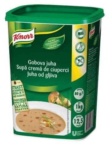 Knorr Juha od gljiva 1 kg -