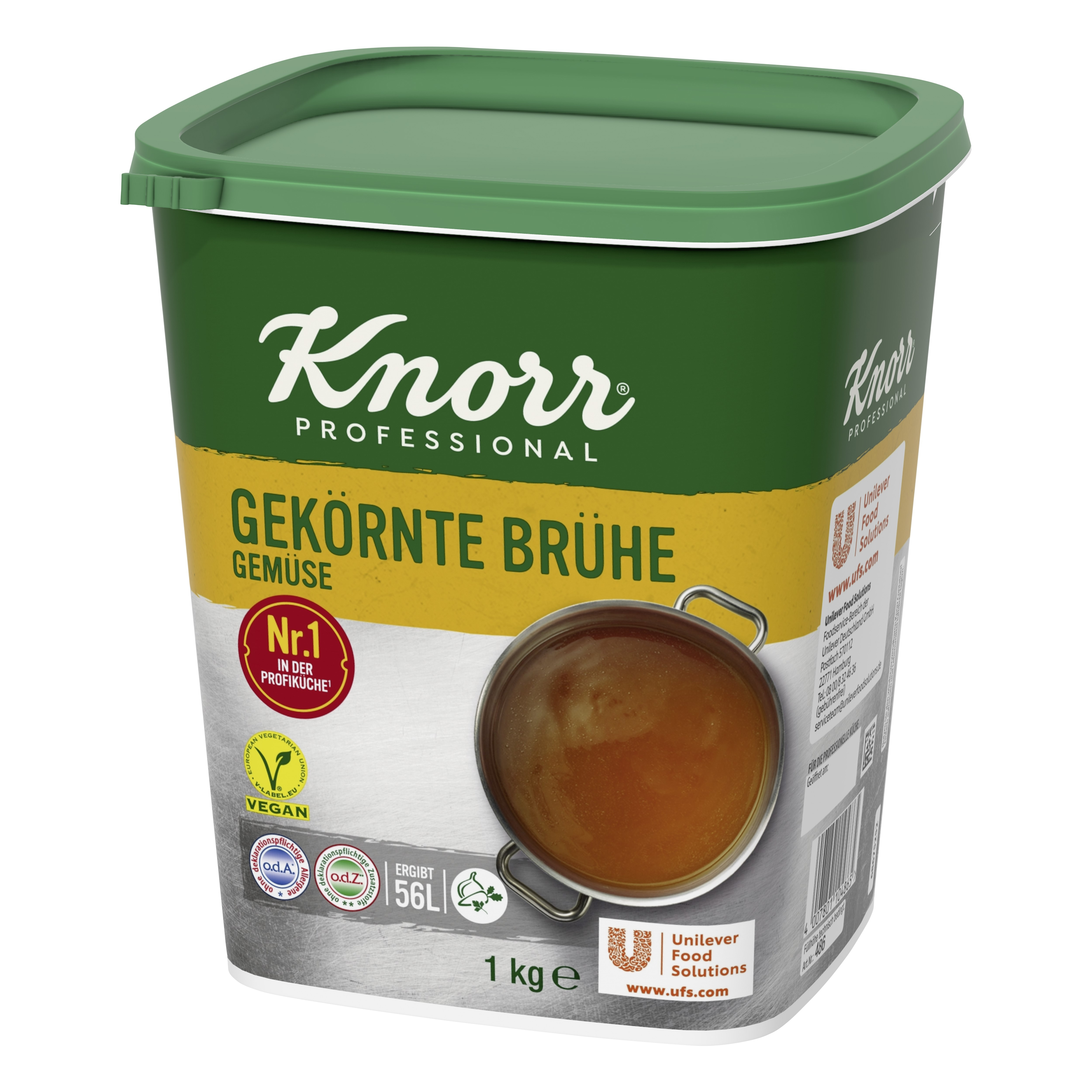 Knorr Povrtna juha 1 kg -