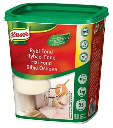 Knorr Riblji temeljac 1 kg -