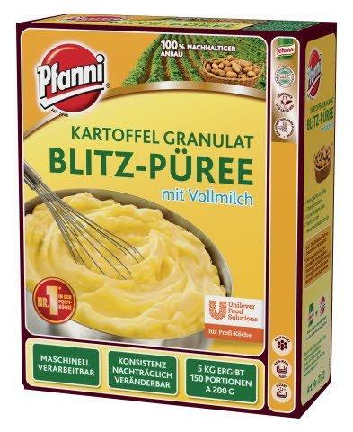 Pfanni Pire krumpir - granulat 5 kg